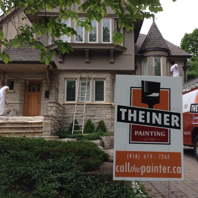 Theiner residential painting