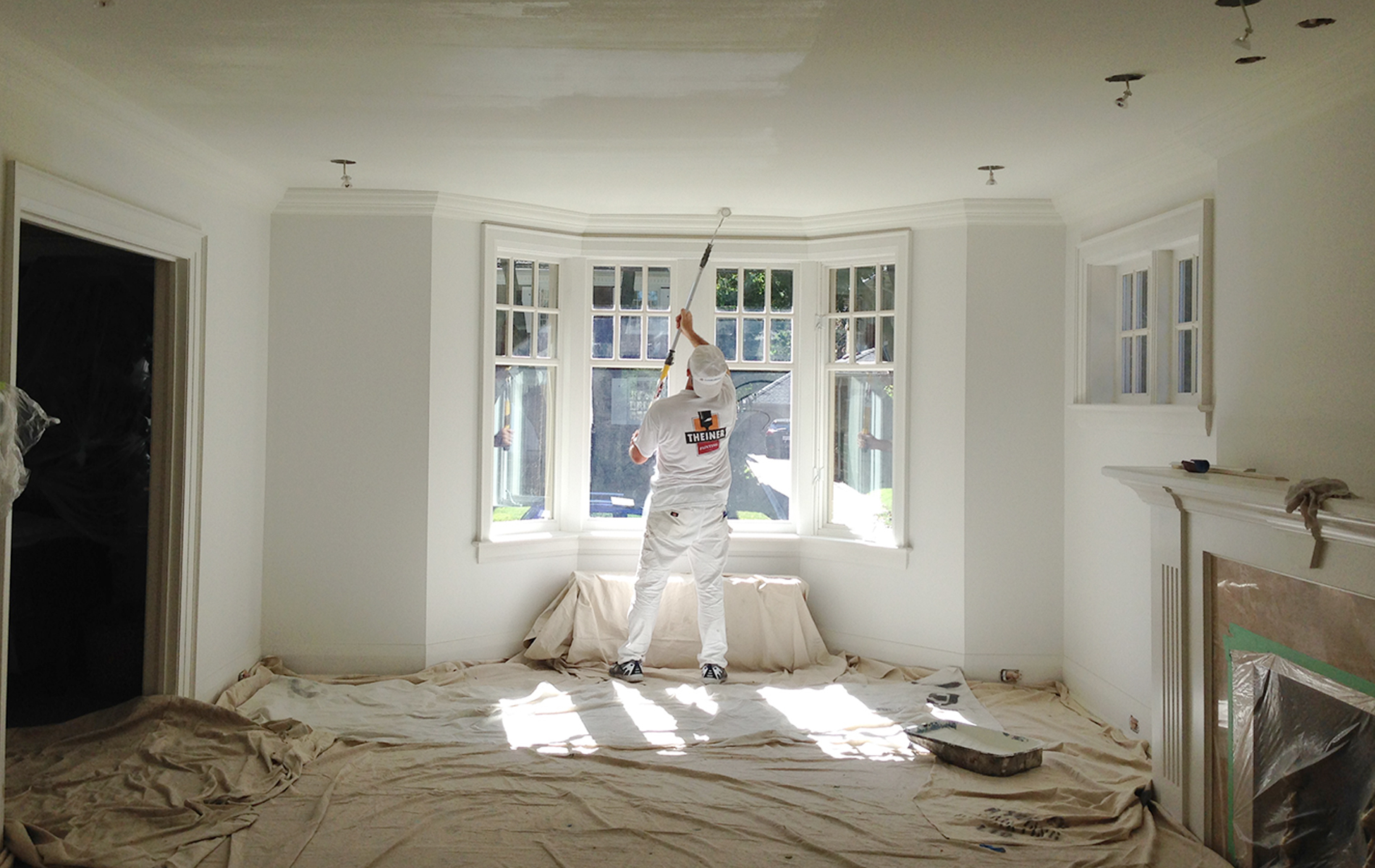 Choosing a painting contractor for your home