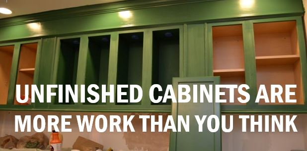 Is painting cabinetry really that easy