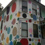 Getting creative with exterior paints
