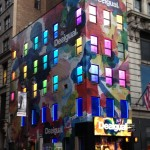 Creative commercial exteriors – using paint!