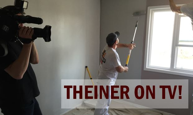 Theiner Painting Marilyn Denis