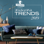 Paint Colour Trends 2019